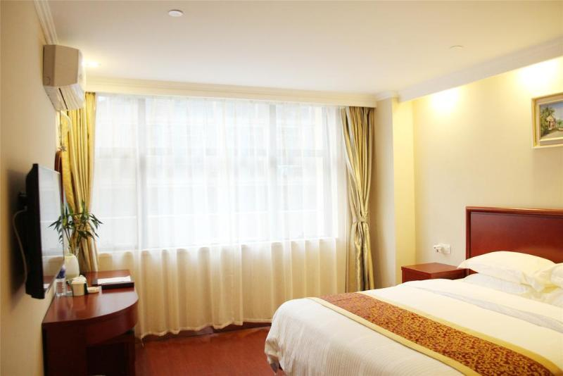 Room Greentree Inn Nantong Qidong Bus Station