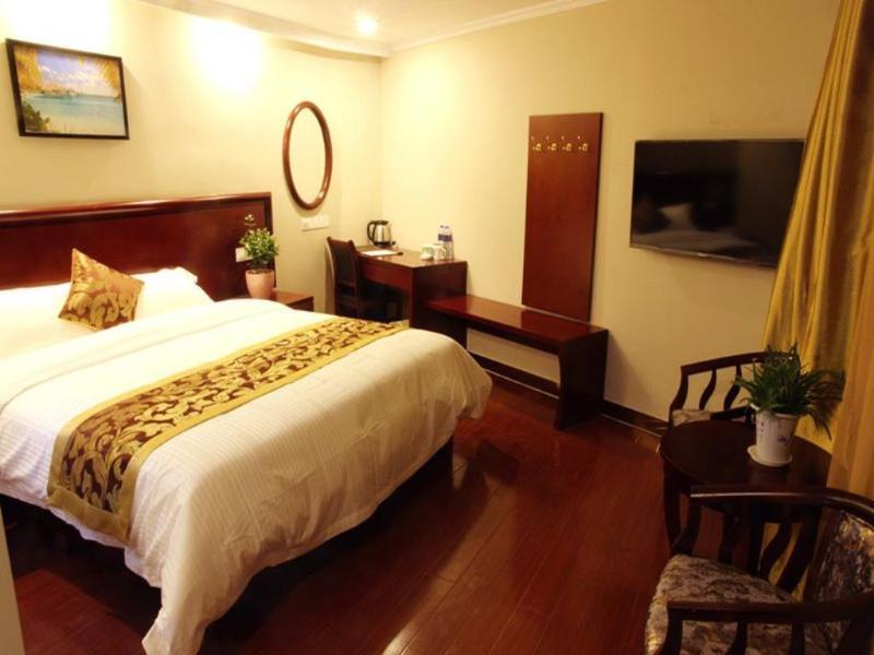 Room Greentree Inn Jiangsu Zhenjiang Jiefang Road Jiang
