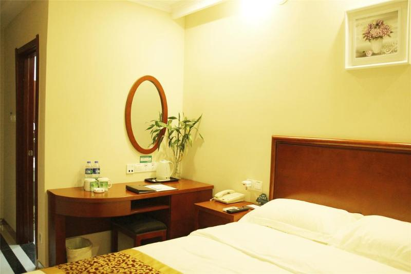 Room Greentree Inn Tianjin Gulou Square Express Hotel