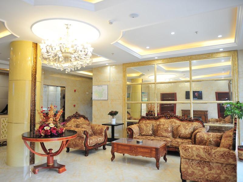 Lobby Greentree Inn Zhanqian (w) Business Hotel