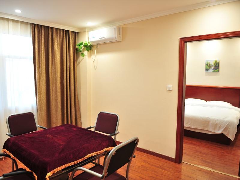 Room Greentree Inn Zhanqian (w) Business Hotel