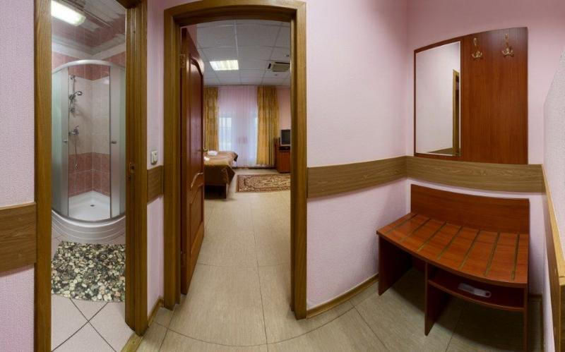 Room Gorod Hotel On Belorussky