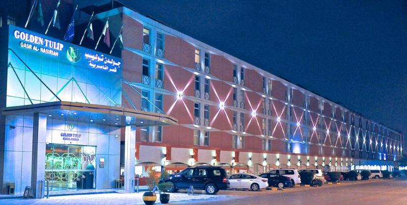 Golden Tulip Hotel Qasr Al Nasiria - Hotel - 5