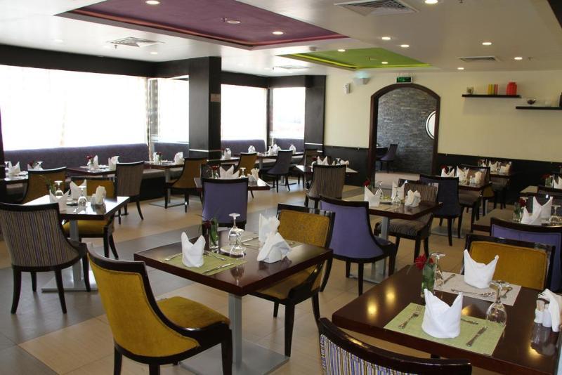 Golden Tulip Hotel Qasr Al Nasiria - Restaurant - 3