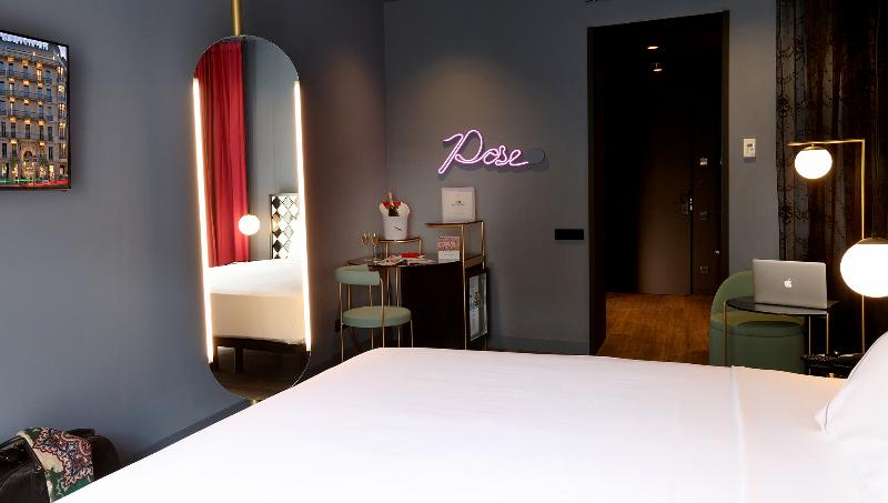 Room Axel Hotel Madrid