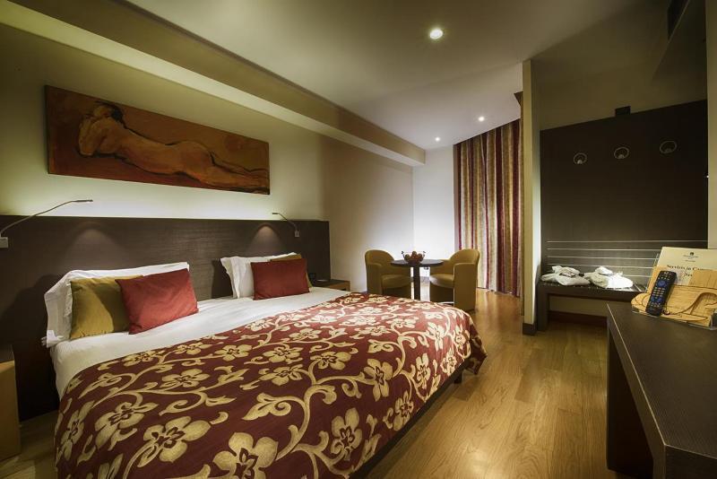 Room Hotel Diamante Alessandria