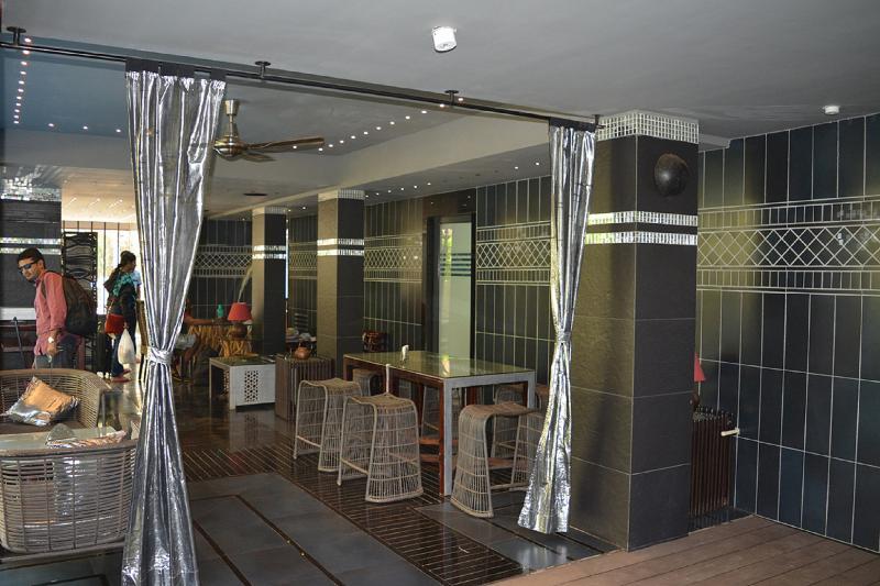 Restaurant Hotel 16 Degree North - The Verda Candolim