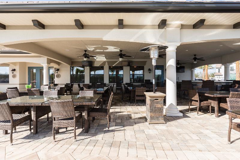 Restaurant Balmoral Resort Florida