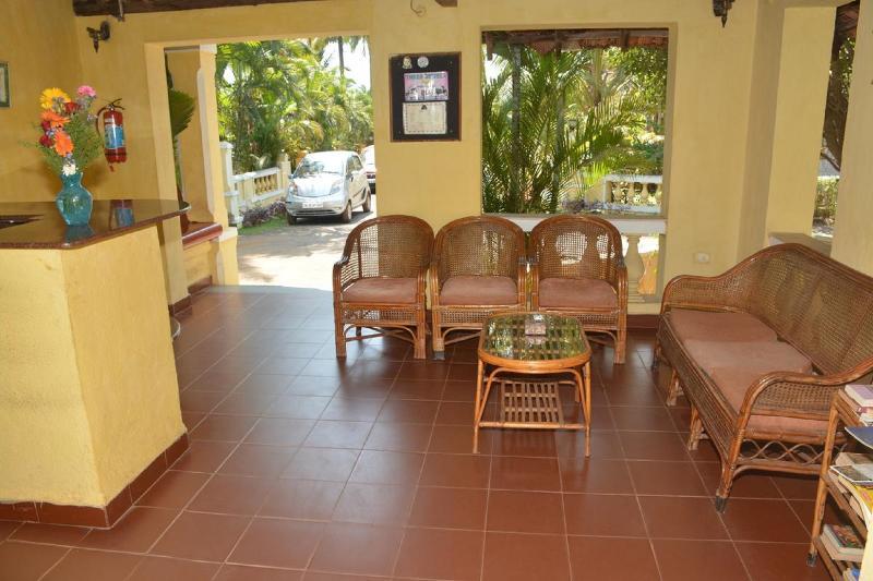 Lobby Pifran Holiday Beach Resort