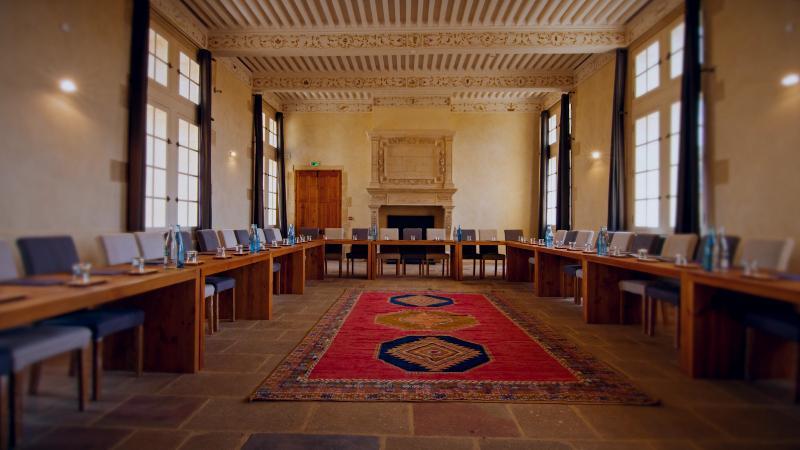 Conferences Le Chateau De Pondres