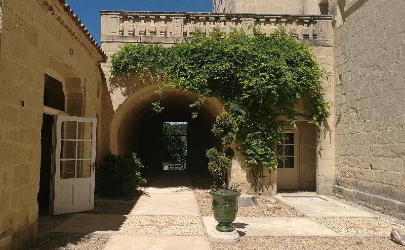 Lobby Le Chateau De Pondres