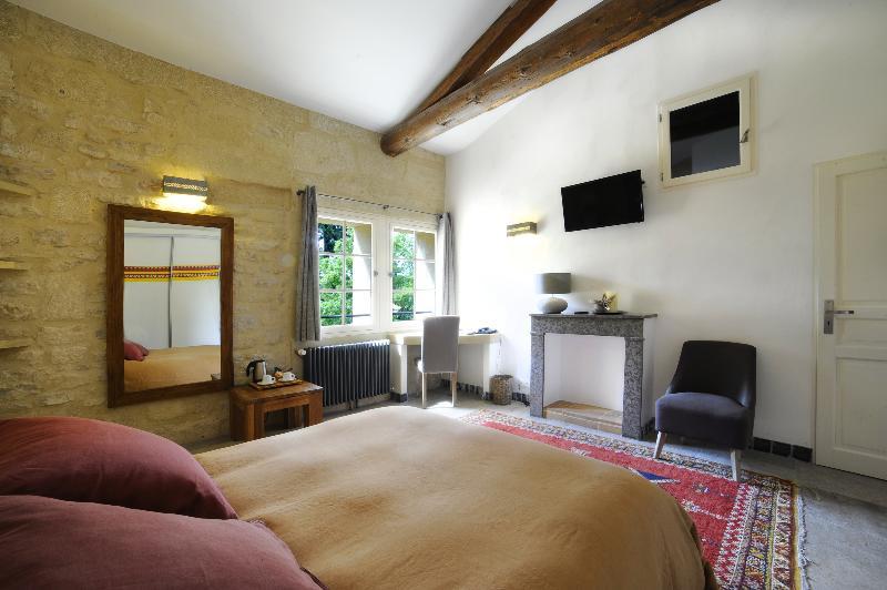 Room Le Chateau De Pondres