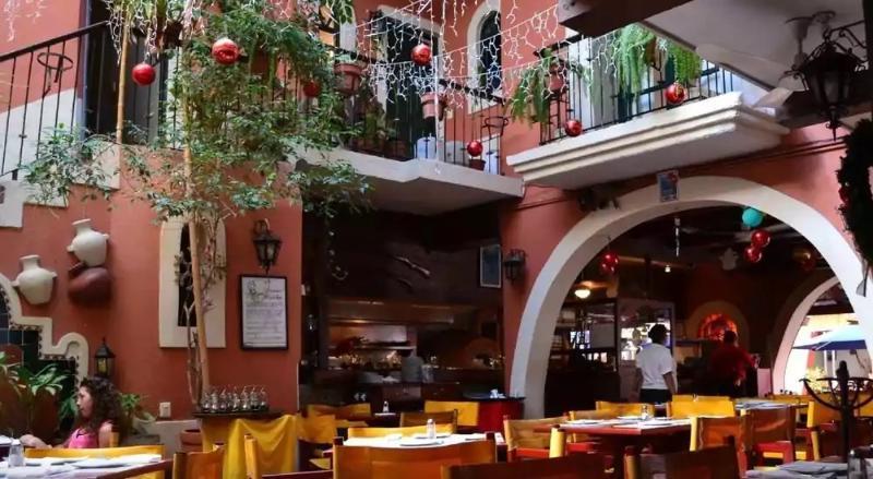Restaurant Belmar Isla Mujeres