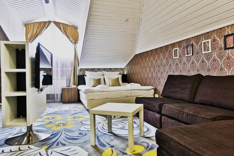 Room Kupeshesky Dvor