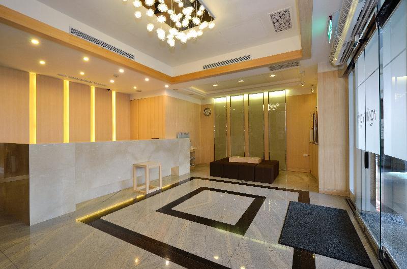 Lobby Yomi Hotel - Shuanglian