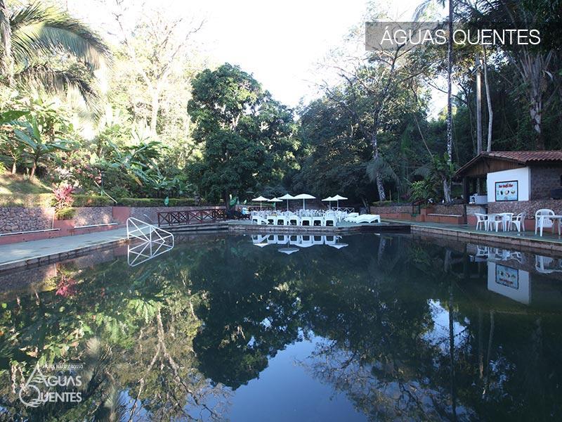 General view Mato Grosso Aguas Quentes
