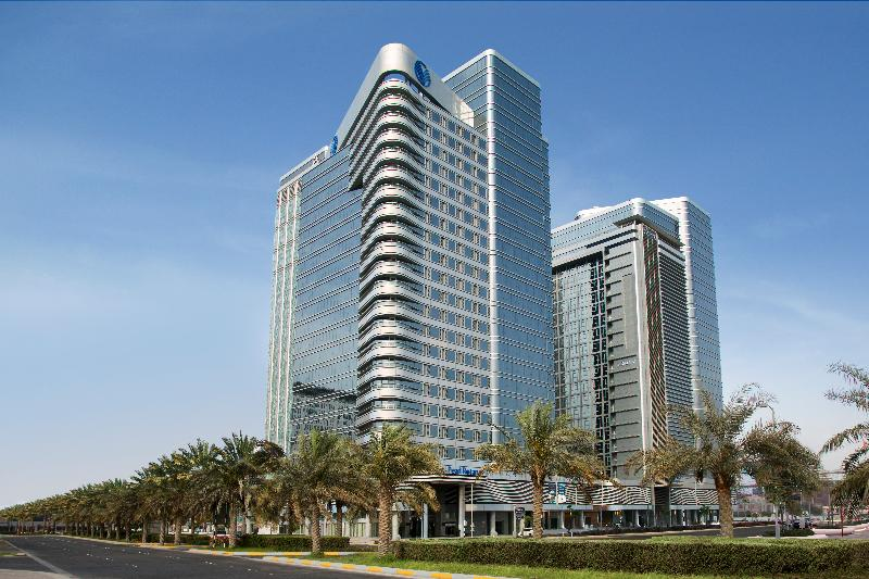 General view Pearl Rotana Capital Centre