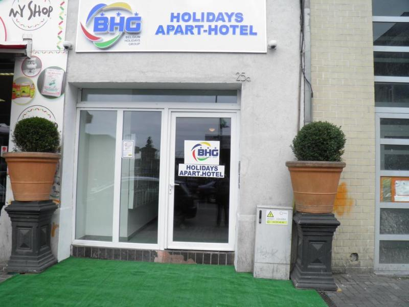 General view Holidays Apart Hotel