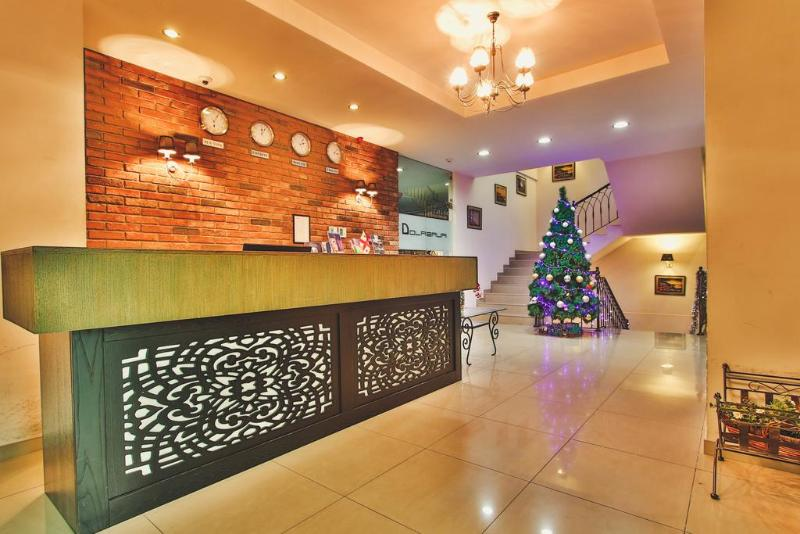 Lobby Dolabauri Hotel