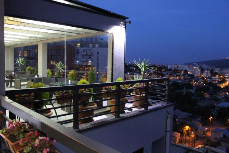 Terrace Dolabauri Hotel