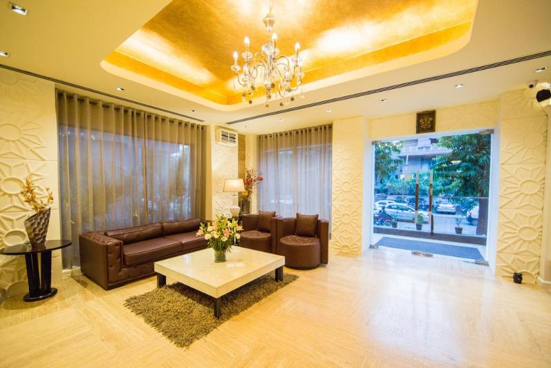 Lobby Allure Hotel