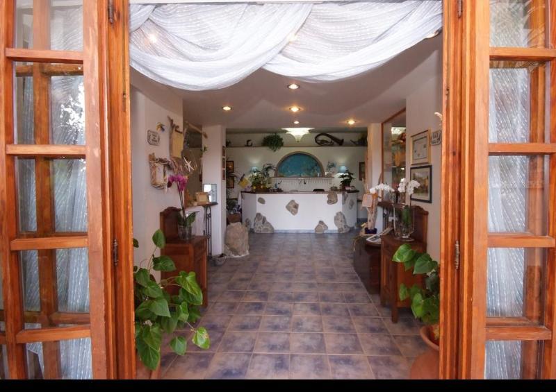 Lobby Relais Du Silence Hotel Sant Andrea