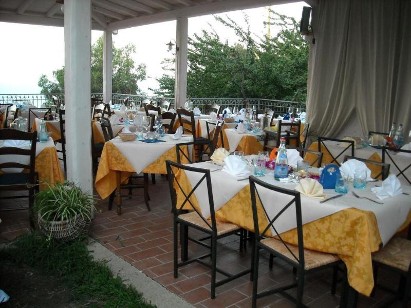 Restaurant Relais Du Silence Hotel Sant Andrea