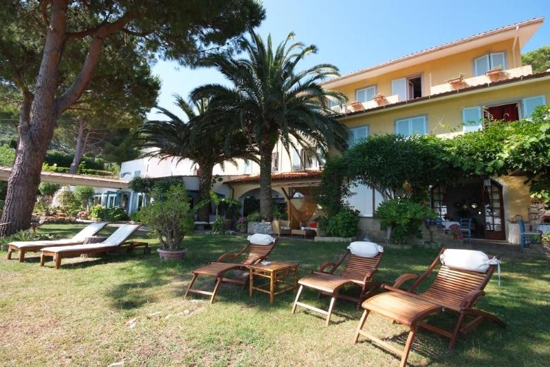 Terrace Relais Du Silence Hotel Sant Andrea