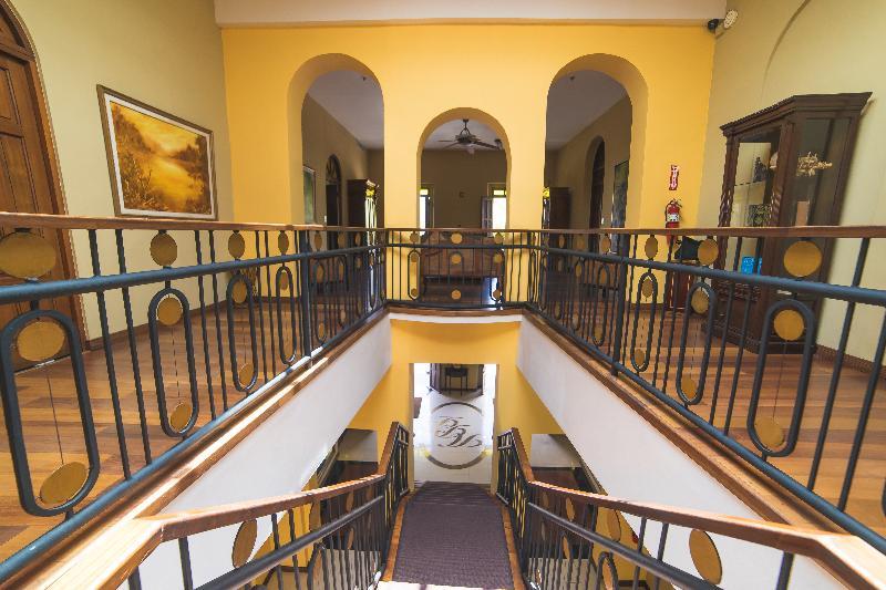 Lobby Ponce Plaza Hotel Casino