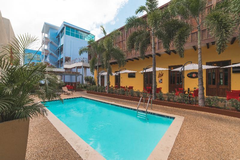 Pool Ponce Plaza Hotel Casino