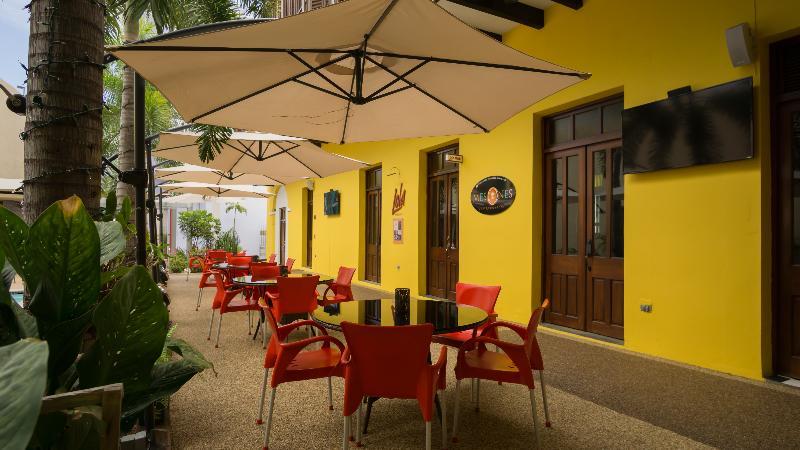 Restaurant Ponce Plaza Hotel Casino