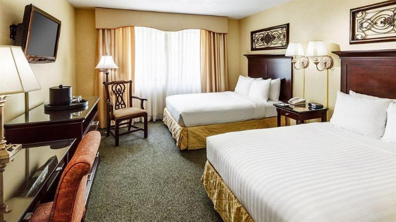 General view The Genesee Grande Hotel