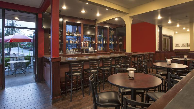 Bar Red Lion Hotel Conference Center Renton