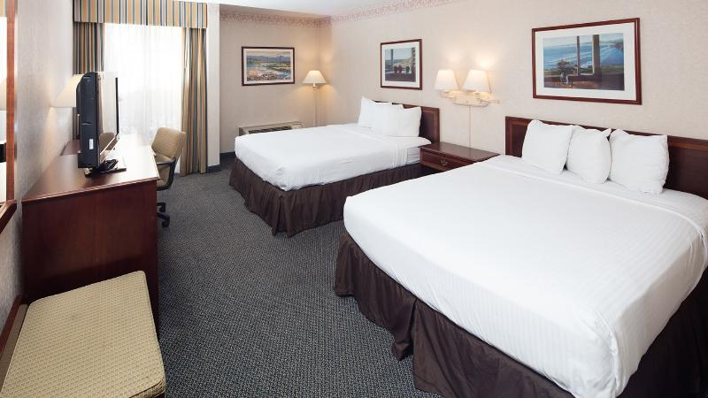 Room Red Lion Hotel Conference Center Renton
