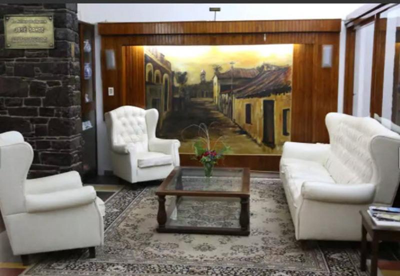 Lobby El Mirador Hotel & Spa