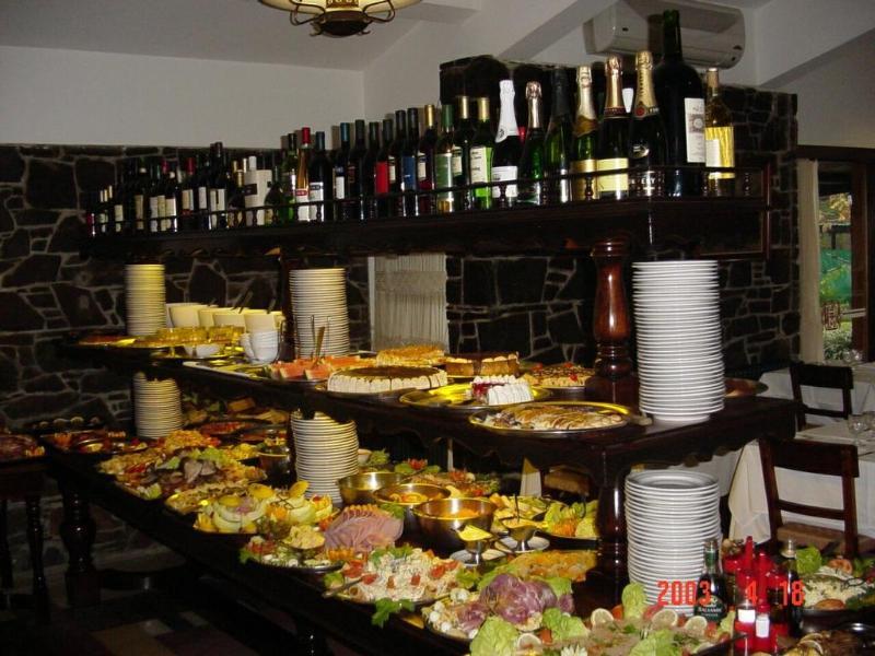 Restaurant El Mirador Hotel & Spa