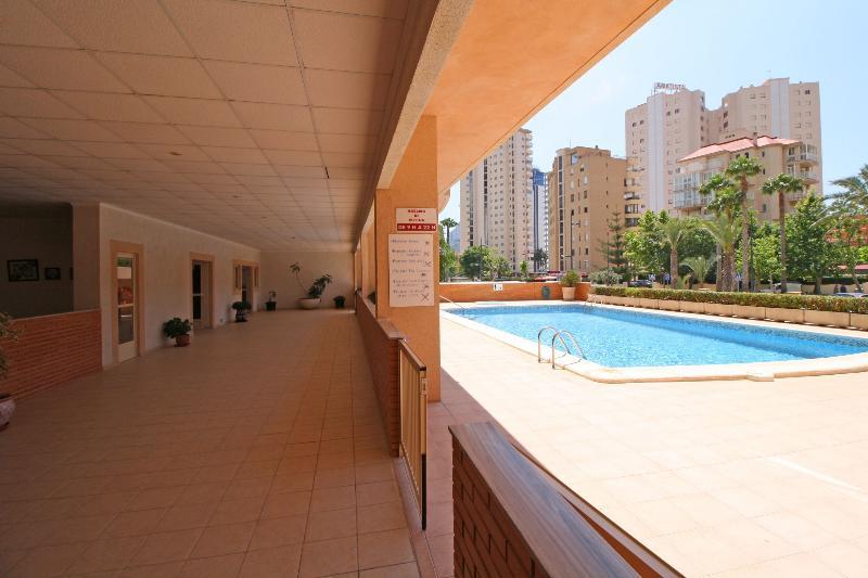 Lobby Holiday Apartment Tucan