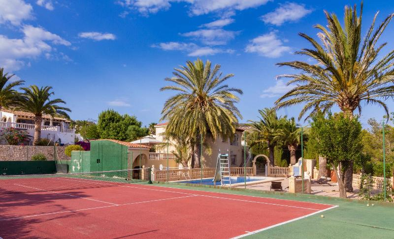Sports and Entertainment Villas Costa Calpe - Tenis Janka