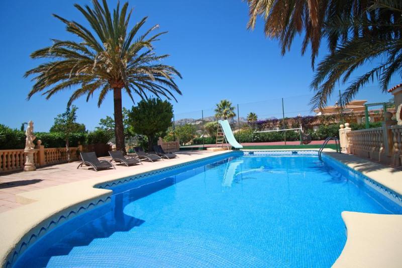 Pool Villas Costa Calpe - Tenis Janka