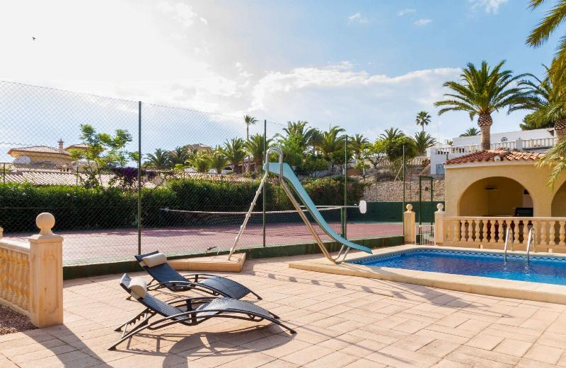 Terrace Villas Costa Calpe - Tenis Janka