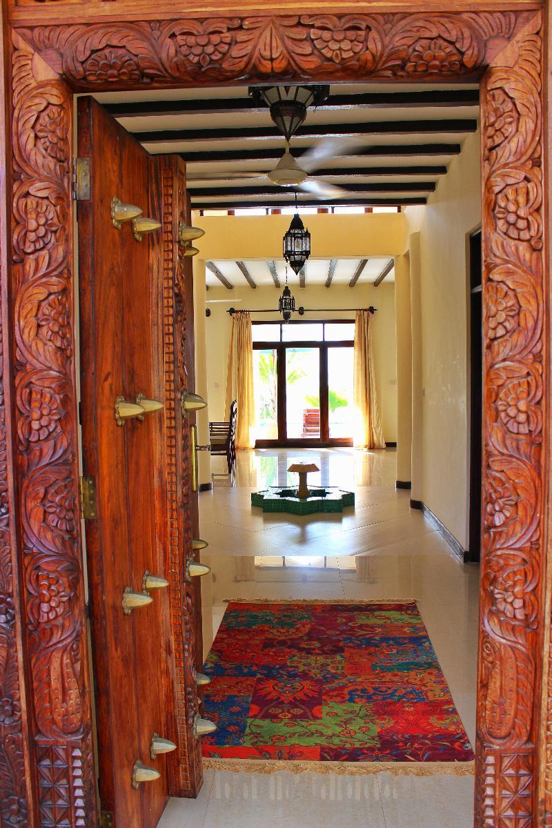 Lobby Villa Serenity