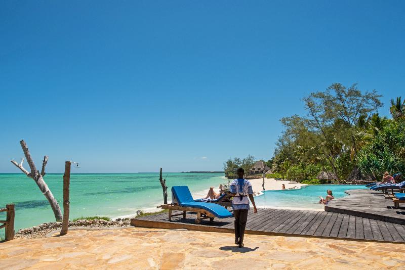 Pool Pongwe Beach Hotel