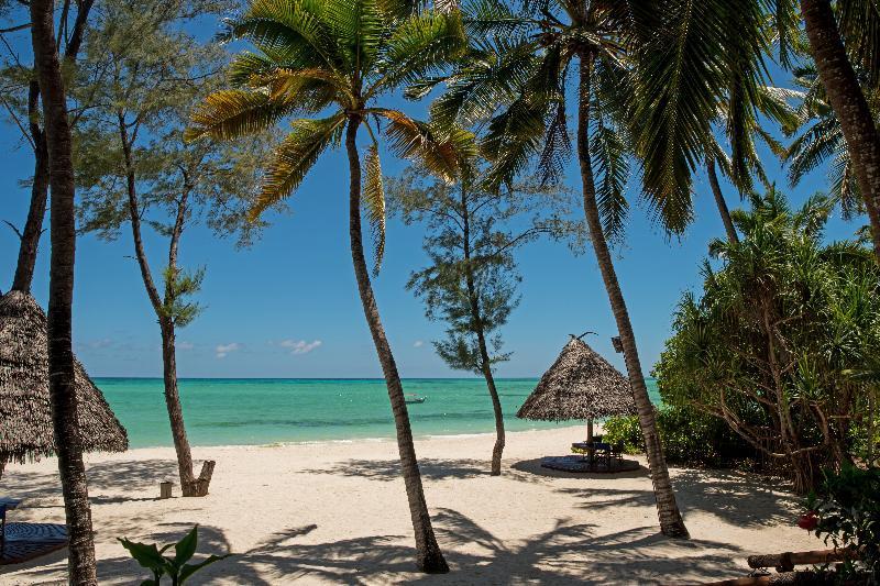 Beach Pongwe Beach Hotel