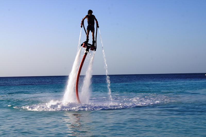 Sports and Entertainment Mocco Beach Villa