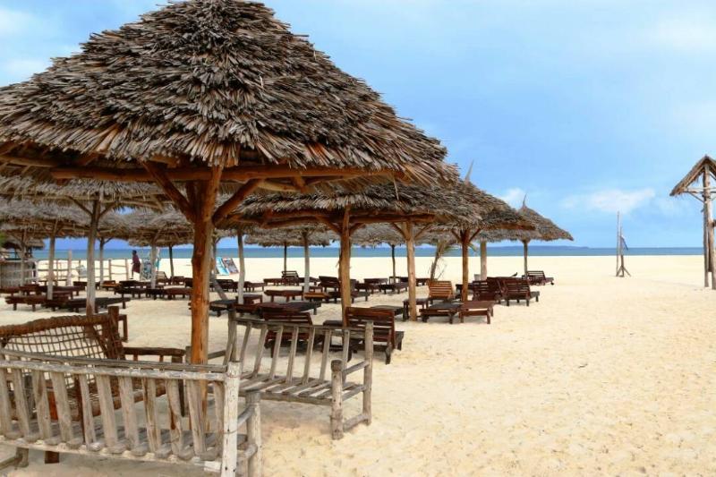 Restaurant Mocco Beach Villa