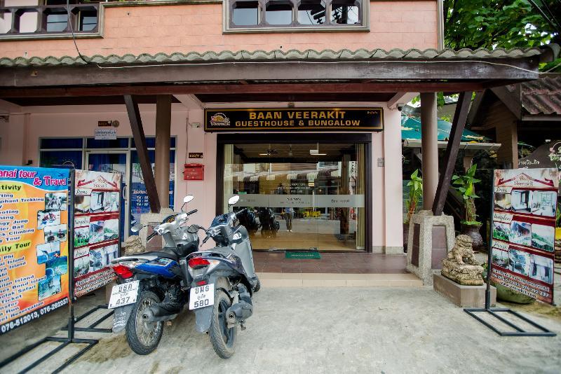 General view Baan Veerakit Guesthouse