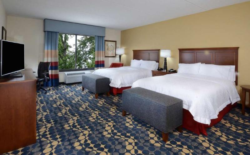 General view Hampton Inn And Suites Lynchburg, Va