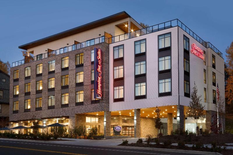 General view Hampton Inn & Suites Seattle/renton, Wa