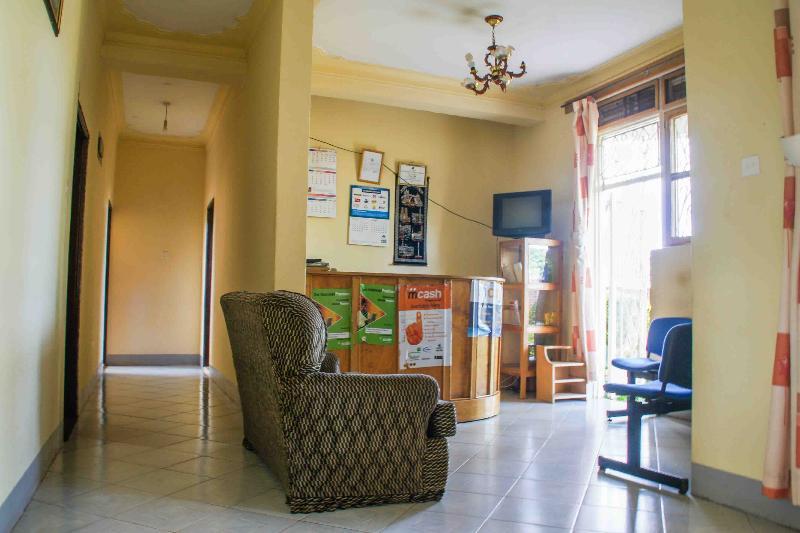 Lobby Bekasa Hotel