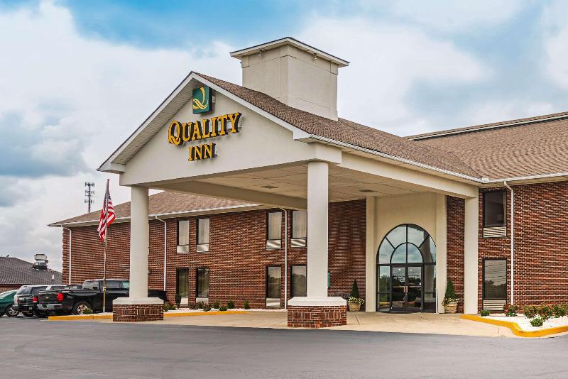 General view Quality Inn